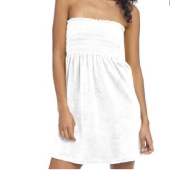 5037af87982 Juicy White Terry Dress. NWT. Juicy Couture